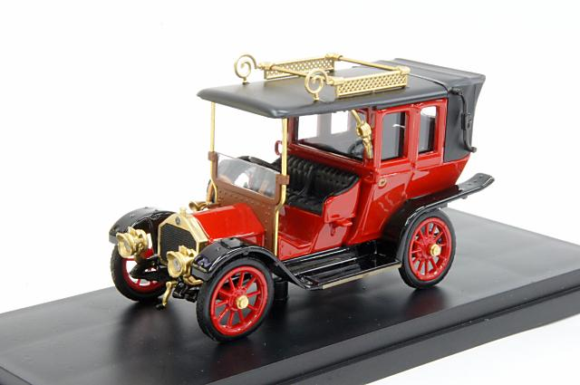 ミニカー 1/43 リオ RIO (RIO4453) メルセデス 20-35 PS 1909年 レッド/ブラック
