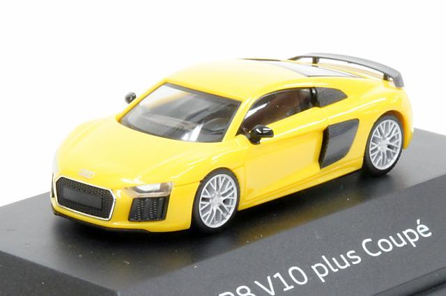 土日出荷可能 アウディ特注 ヘルパ コレクション Audi herpa collection 5011518412 クーペ 87 在庫処分 アウディ 毎日激安特売で 営業中です R8 1 V10 ベガスイエロー プラス