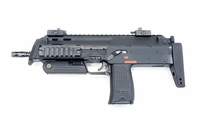 東京マルイ TOKYO MARUI ヘッケラーコッホ MP7A1 本体セット 電動ガン(4)