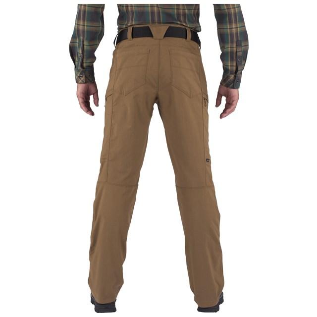 5.11タクティカルアペックス パンツ カラー:バトルブラウン サイズ:ウエスト30インチ/股下30インチ(74434)