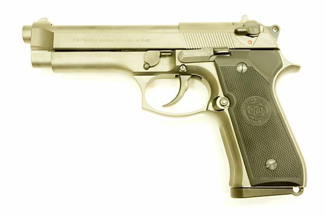 タナカ TANAKA ベレッタ M92F エヴォリューション ヘビーウエイト 発火モデルガン()