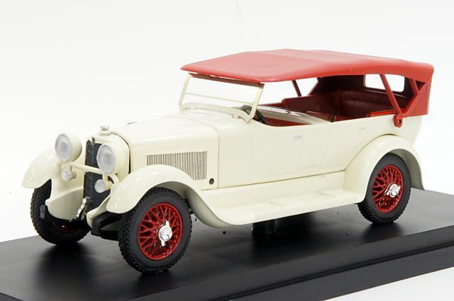 ミニカー 1/43 リオ RIO (RIO4462) メルセデス 11/40 1924年 ホワイト