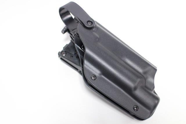 ブレードテック Blade-Tech (HOLX001907971512) WRS Lv2 Duty w/ライト /M&P9/黒/T-LOK/X300U