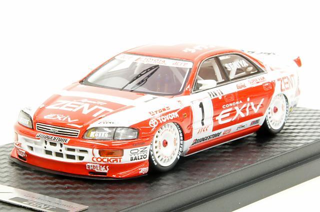 ミニカー 1/43 イグニッションモデル ignition model (IG0264) ゼント トヨタ エクシヴ #1 1995 JTCC