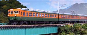 KATO Nゲージ 165系飯田線 急行「伊那」 (4両) 鉄道模型 10-1335