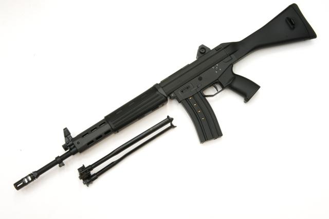 東京マルイ TOKYO MARUI 陸上自衛隊 89式5.56mm小銃 固定銃床式 電動ガン(83)
