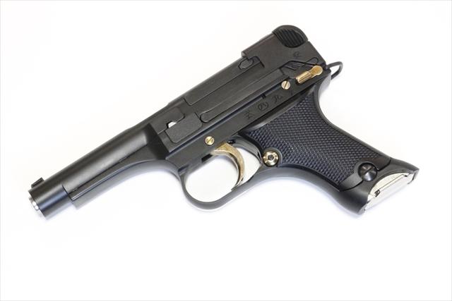 タナカ TANAKA 南部 九四式自動拳銃 前期型 HW ダミーカートモデルガン