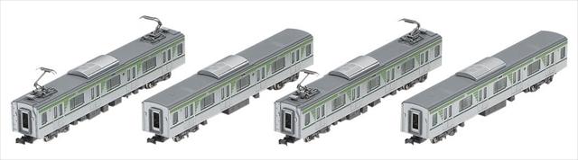 トミックスNゲージ 東京都交通局 10-300形電車(4次車・新宿線)増結セット 鉄道模型 98611
