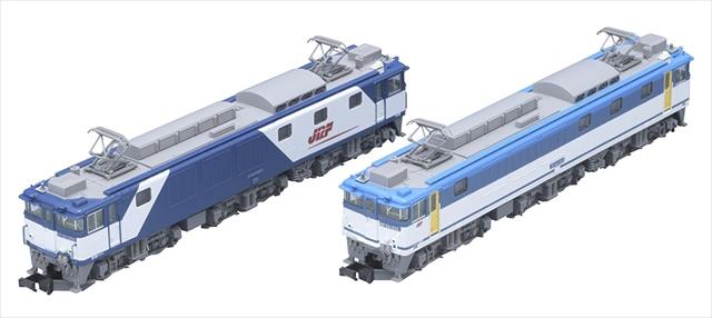 トミックスNゲージ 限定品 JR EF64-1000形電気機関車(1009・1015号機・JR貨物更新車) 鉄道模型 98960
