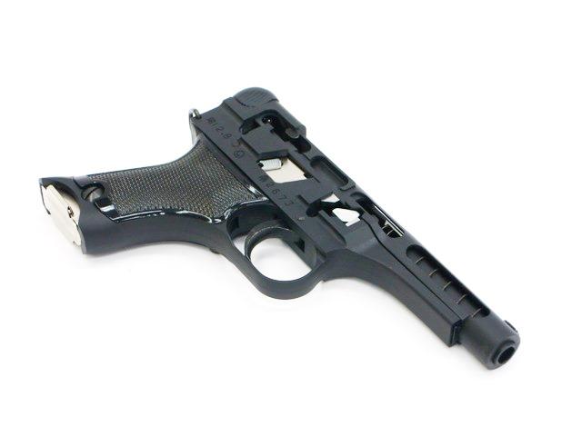 ハートフォード HWS 九四式自動拳銃 カッタウェイ・モデル 限定カスタム ダミーカートリッジ式モデルガン()