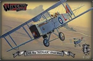 Wing nut wings ウイングナットウイングス (WNG32061) 1/32 DH.9a 「Ninak」 (戦後型)