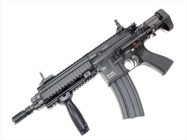 東京マルイ TOKYO MARUI ヘッケラー&コッホ HK416C 次世代電動ガン()