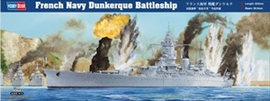 HOBBY BOSS ホビーボス (86506) 1/350 フランス海軍 戦艦ダンケルク