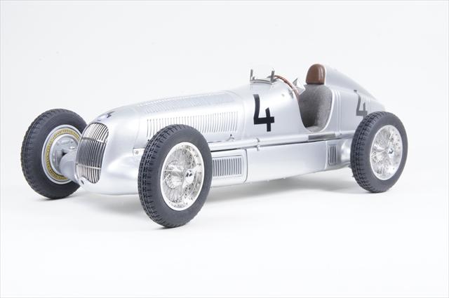 ミニカー CMC (M-104) 1/18 メルセデス・ベンツ W25 1934 #4
