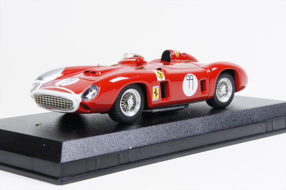 ミニカー アートモデル (ART369) 1/43 フェラーリ 860 No.99 1958 モンツァ ブリッジハンプトン B.Grossman