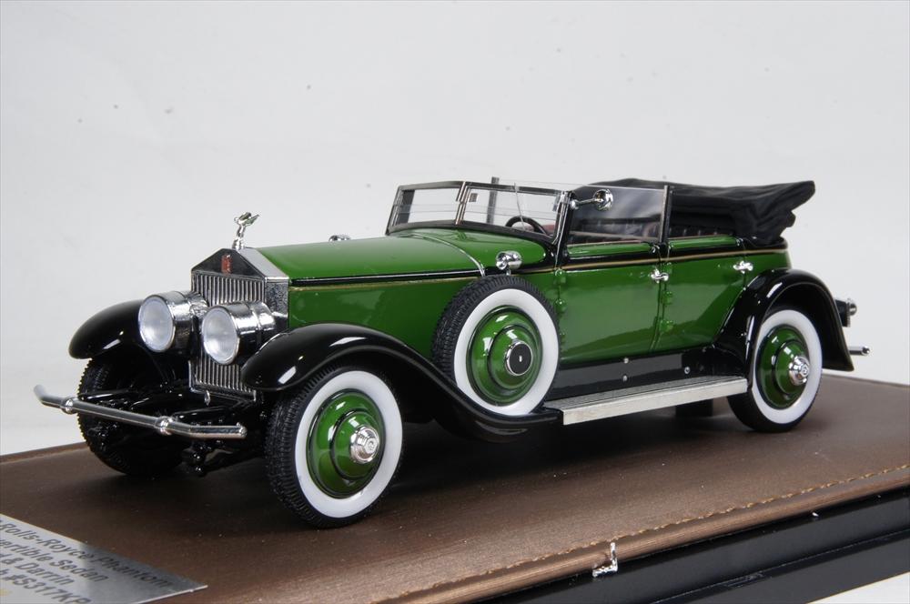 Great Lightning Models 1/43 ロールス・ロイス スプリングフィールド ファントム I 1930 Marlene Dietrich 完成品ミニカー GLM43205201