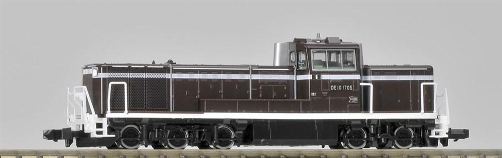 土日出荷可能 鉄道模型 トミックス Nゲージ JR 2234 1705号機 DE10-1000形ディーゼル機関車 茶色 定番の人気シリーズPOINT ポイント 訳あり品送料無料 入荷