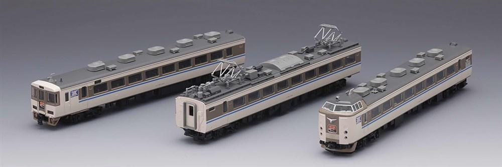 トミックス Nゲージ JR 183系特急電車(まいづる)セット 鉄道模型 92399