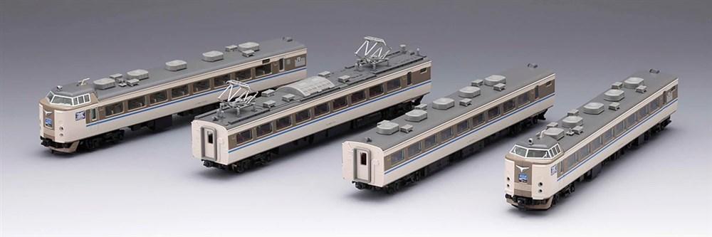 トミックス Nゲージ JR 183系特急電車(たんば) 4両セット 鉄道模型 92400