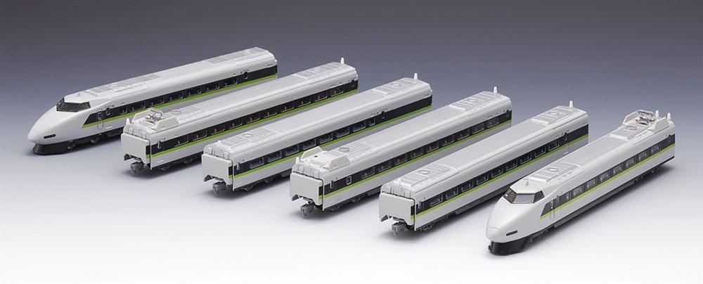 トミックス Nゲージ JR 100系山陽新幹線(フレッシュグリーン) 6両セット 鉄道模型 92823