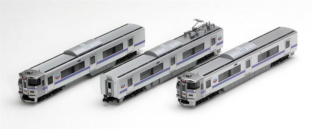 トミックス Nゲージ JR 733-1000系近郊電車(はこだてライナー)基本セット 鉄道模型 98240