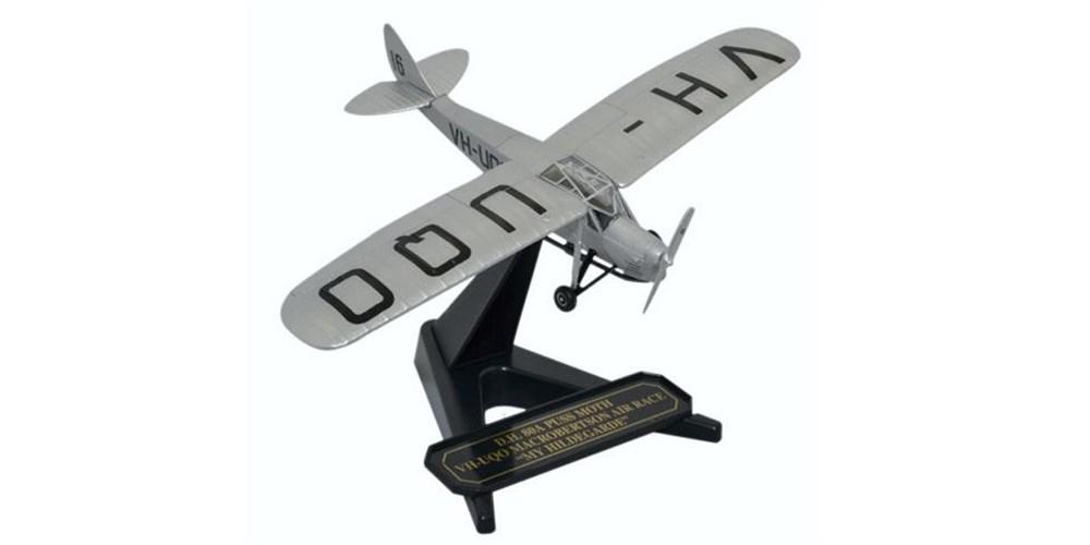 オックスフォード 1/72 DH80a プスモス VH-UQO My Hildegarde 完成品 艦船・飛行機 OX72PM007