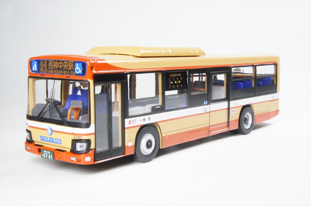 トミカリミテッド ヴィンテージ ネオ 1/64 いすゞエルガ 神姫バス 完成品ミニカー LV-N139d