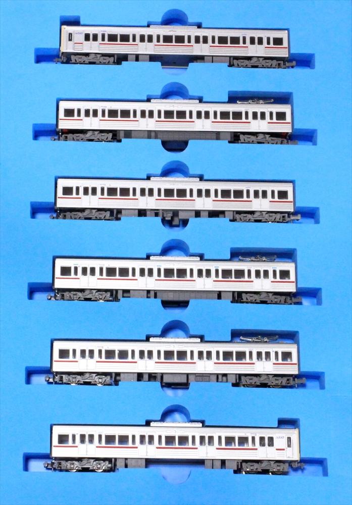 マイクロエース Nゲージ 京王7000系・旧塗装・基本6両セット 鉄道模型 A3766