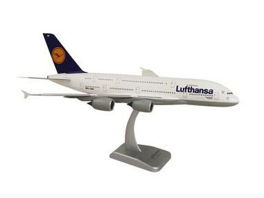 ホーガンウィングス 1/200 A380-800 ルフトハンザ・ドイツ航空 Deutschland スタンド付属 完成品 艦船・飛行機 LH47