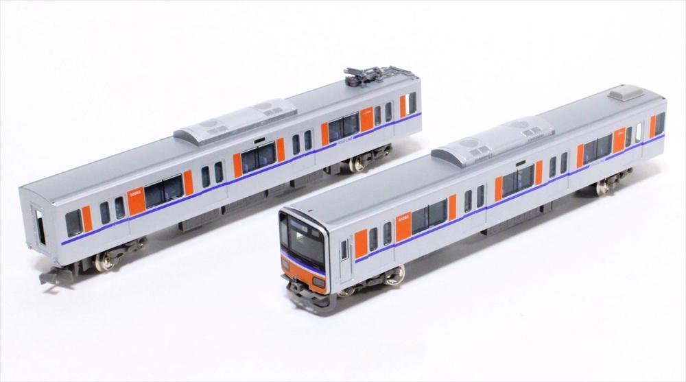 グリーンマックス Nゲージ完成品 東武50090型(TJライナー・51093編成) 6両編成基本セット(動力付き) 鉄道模型 30214