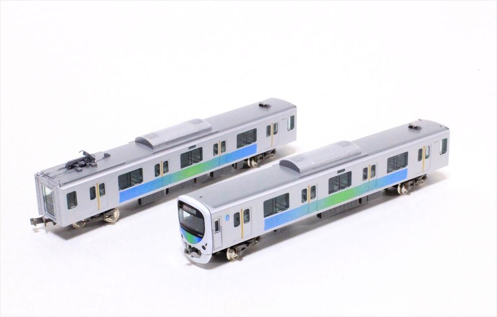 グリーンマックス Nゲージ完成品 西武30000系(池袋線・30103編成) 6両編成基本セット(動力付き) 鉄道模型 30648