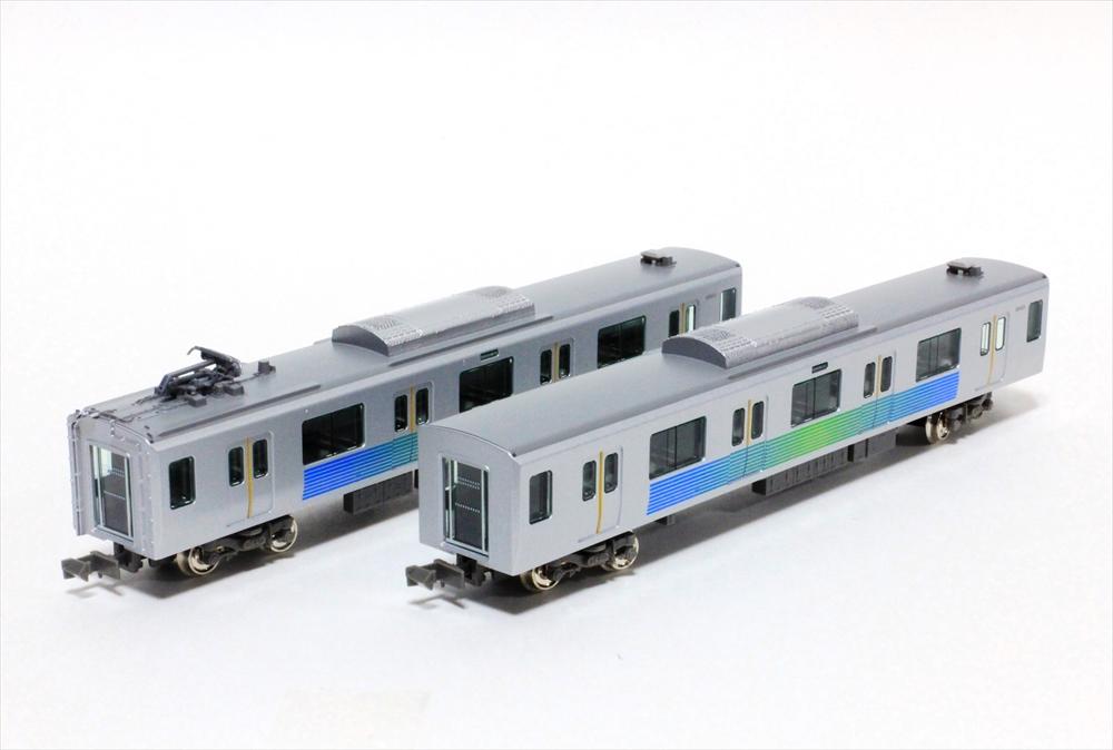 グリーンマックス Nゲージ完成品 西武30000系(池袋線・30103編成) 4両増結用中間車セット(動力無し) 鉄道模型 30649