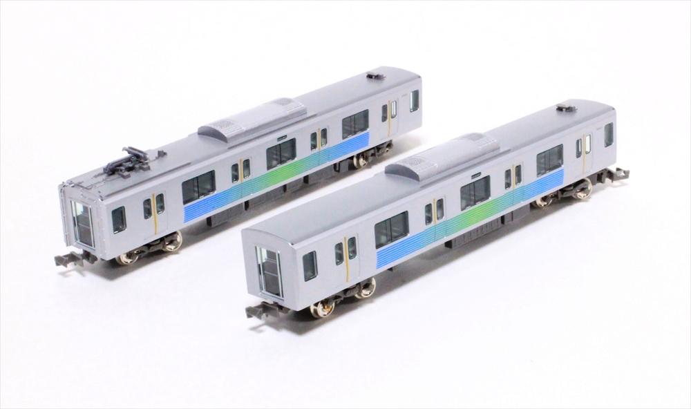グリーンマックス Nゲージ完成品 西武30000系(新宿線・30105編成) 4両増結用中間車セット(動力無し) 鉄道模型 30651