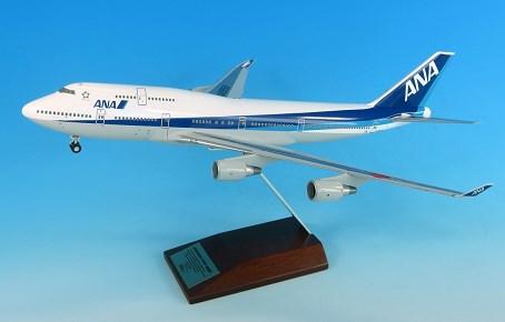 全日空商事 1/200 747-400 JA8958 完成品(ギア付) 完成品 艦船・飛行機 NH20128