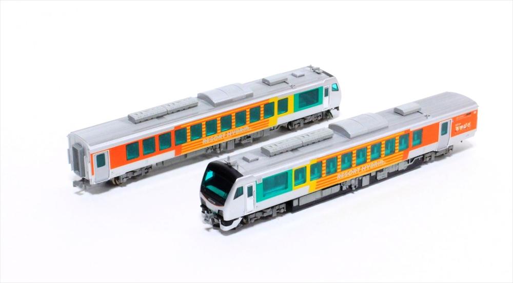 マイクロエース Nゲージ HB-E300 リゾートあすなろ 2両セット 鉄道模型 A9592