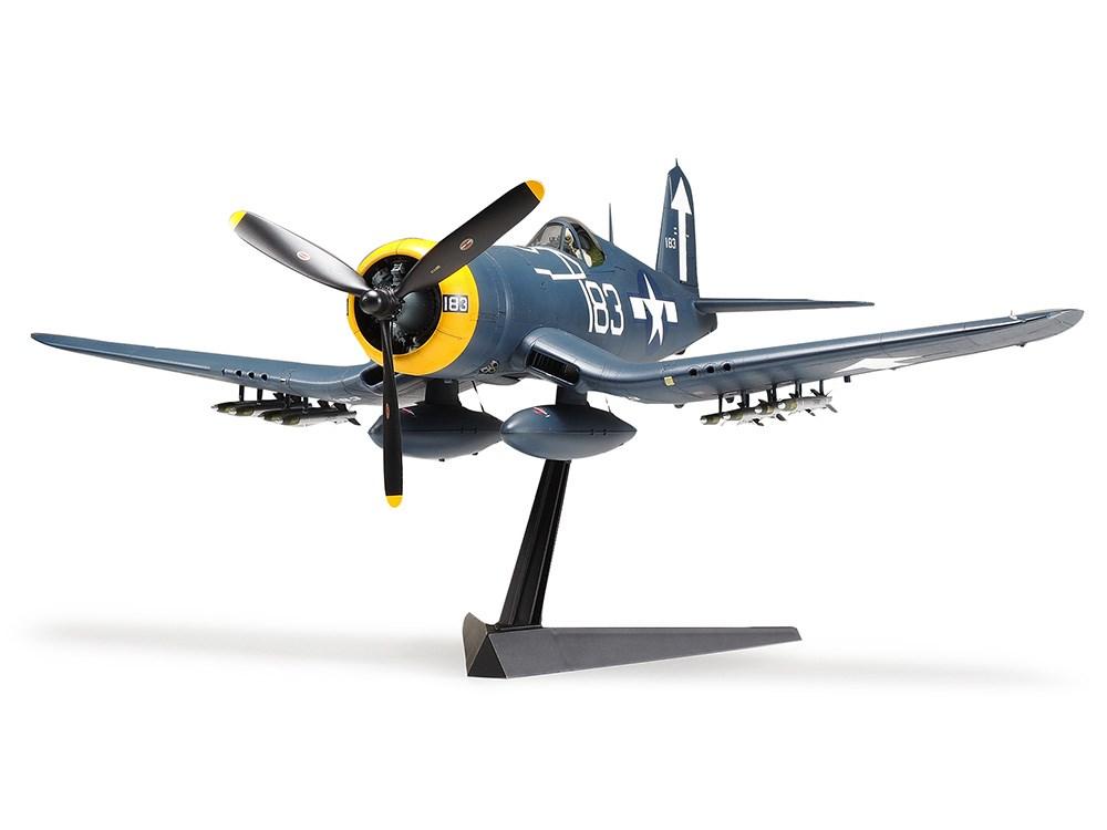 タミヤ 1/32 ヴォート F4U-1D コルセア エアークラフトシリーズ No.27 スケールプラモデル 60327