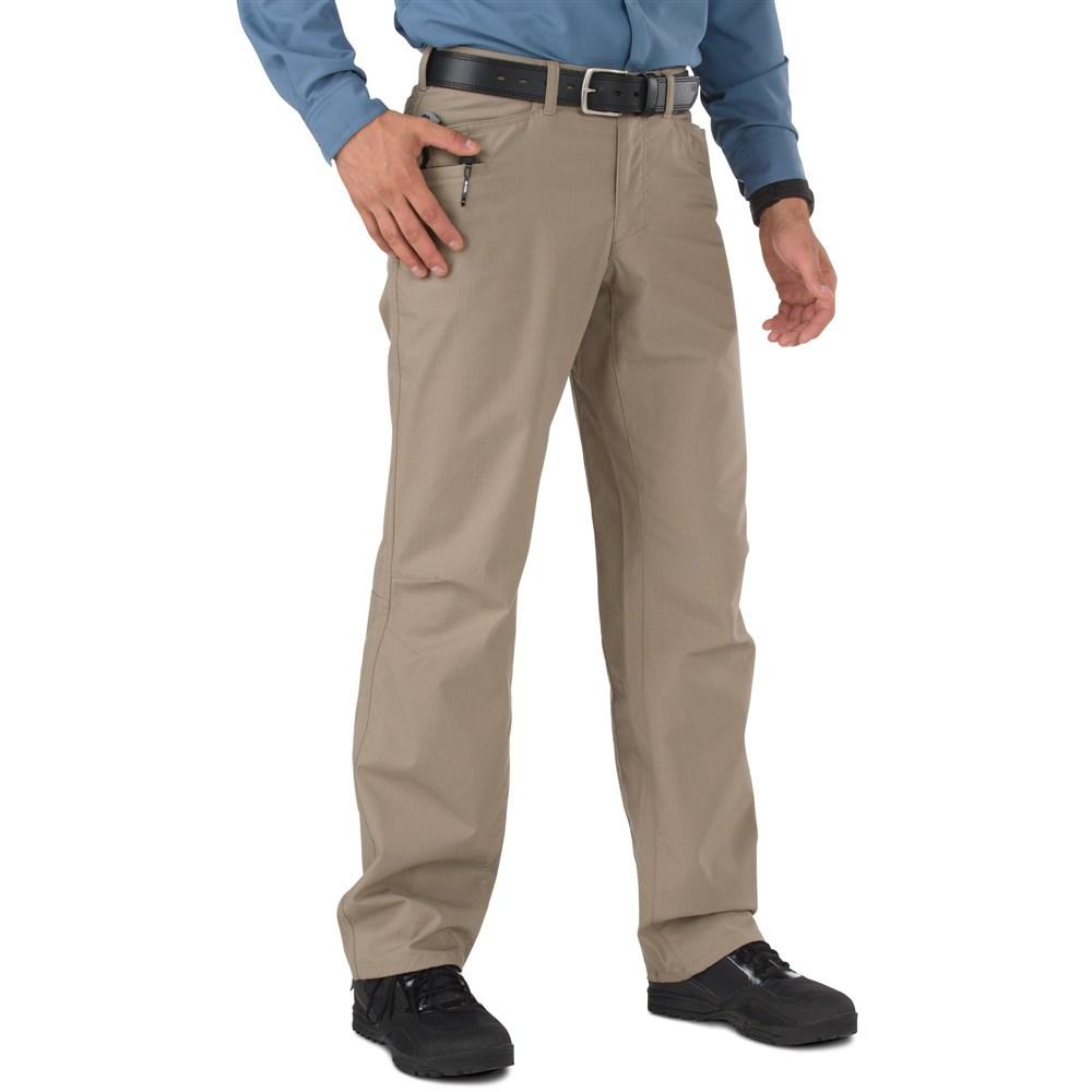 5.11タクティカル リッジライン パンツ カラー:ストーン サイズ:ウエスト35インチ 股下32インチ ミリタリー 74411