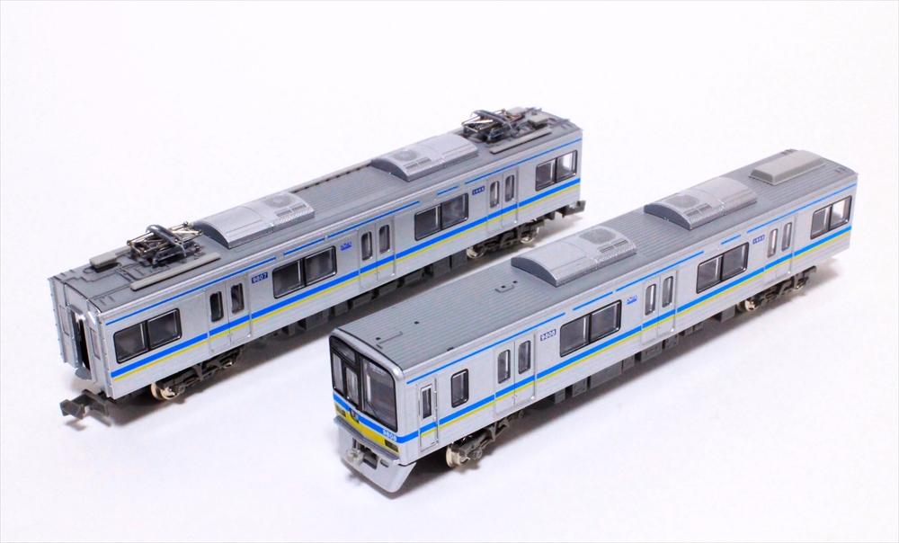 グリーンマックス Nゲージ完成品 千葉ニュータウン鉄道9800形 8両編成(動力付き) 鉄道模型 30659