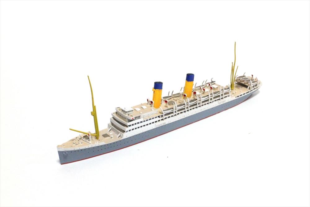 ナビスネプチューン1/1250 イギリス客船 ロイヤル・ジョー 完成品 艦船・飛行機 114000980000