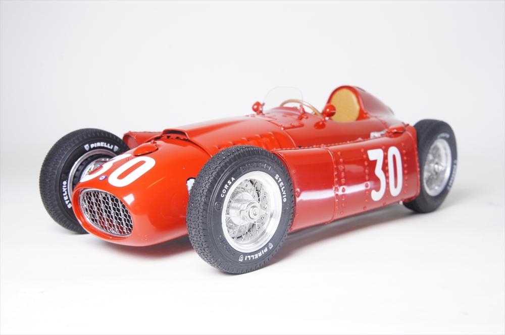 CMC1/18 ランチア D50 No.30 1955 F1 モナコGP 2位 E.カステロッティ 完成品ミニカー M-177