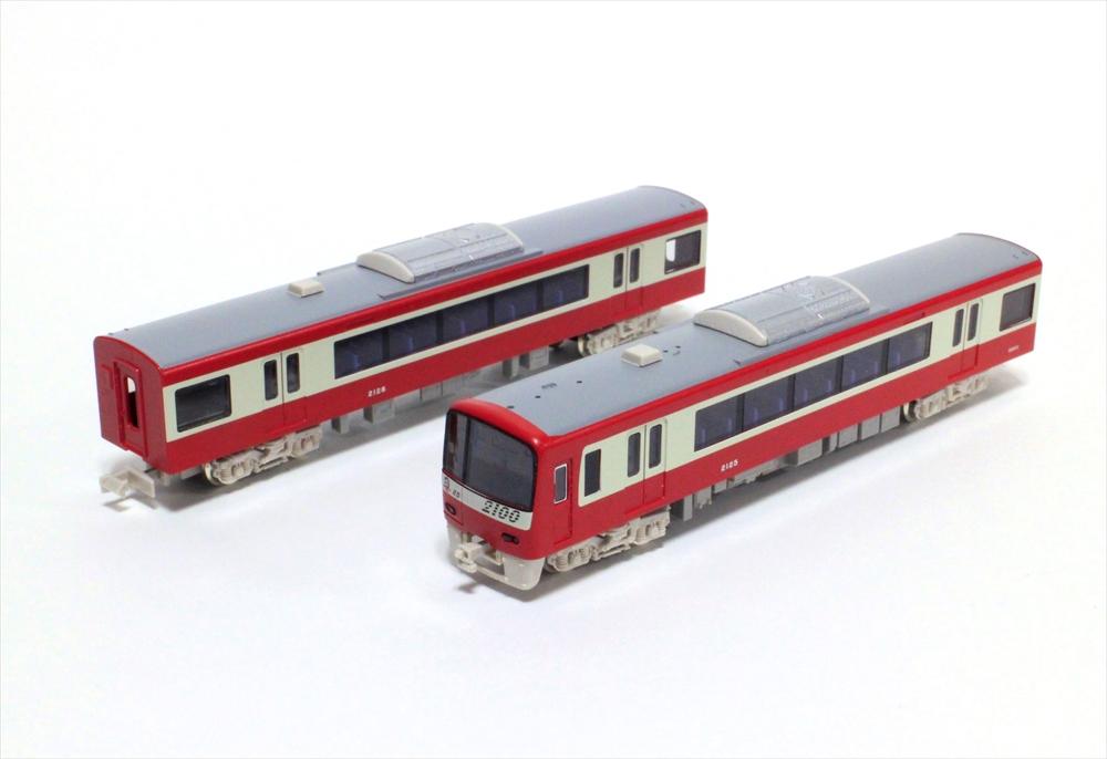 グリーンマックス Nゲージ完成品 京急2100形更新車 8両編成セット 鉄道模型 30660