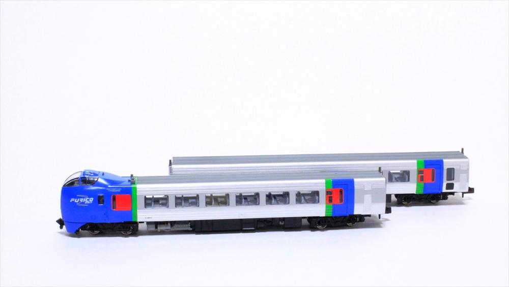 マイクロエースNゲージ キハ283系・スーパーおおぞら 基本6両セット 鉄道模型 A6740