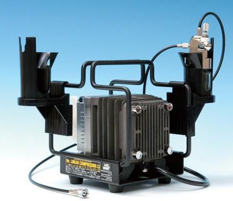 GSIクレオスリニアコンプレッサーL5 レギュレーターセット 模型用グッズ PS310