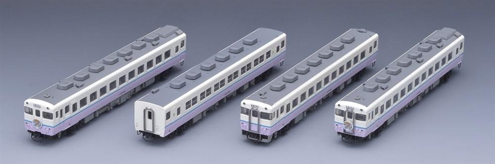 トミックスNゲージ JR キハ58系急行ディーゼルカー(たかやま)基本セット 鉄道模型 92583