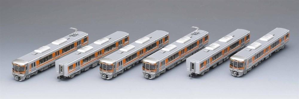 トミックス Nゲージ JR 313-8000系近郊電車(セントラルライナー)セット 鉄道模型 98622