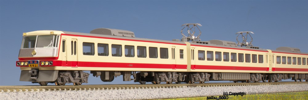 KATO Nゲージ 西武鉄道5000系 レッドアロー 初期形(4両) 鉄道模型 10-1323
