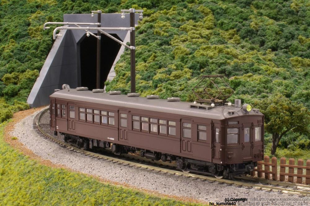 KATO HOゲージ クモハ40 鉄道模型 1-422