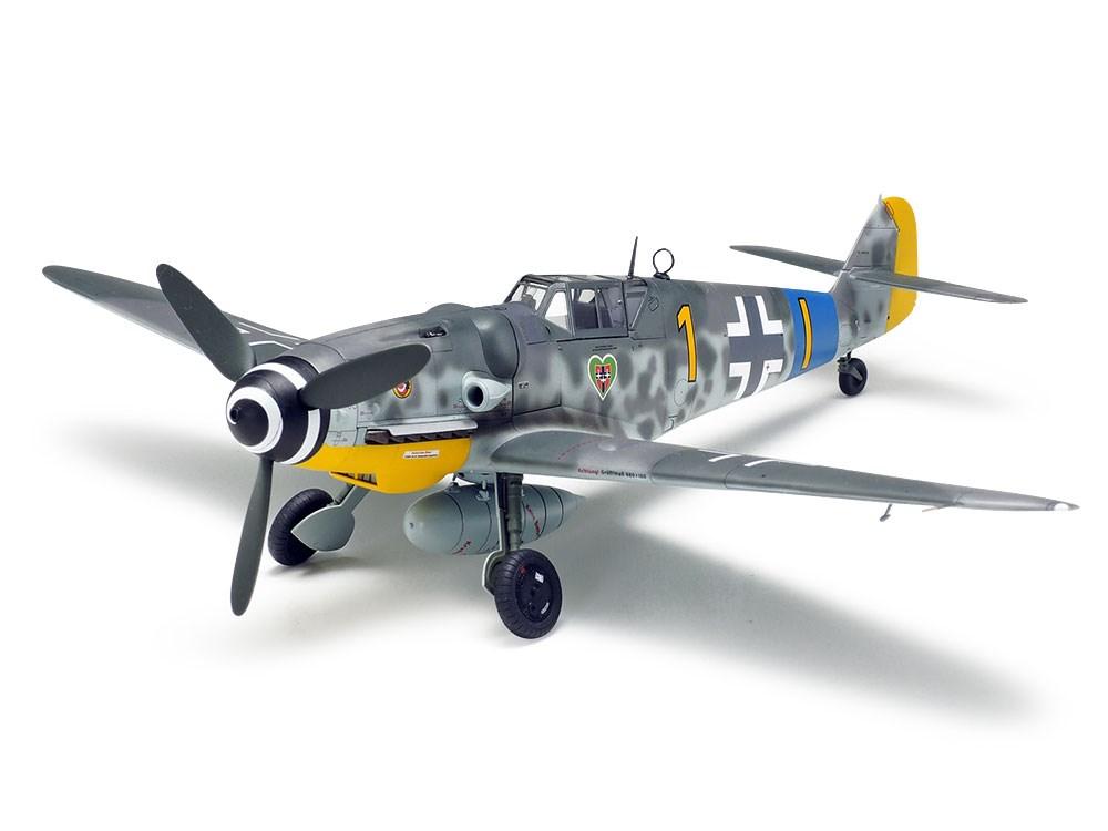 土日出荷可能 スケールプラモデル タミヤ 1 48 半額 G-6 毎週更新 メッサーシュミット 61117 Bf109
