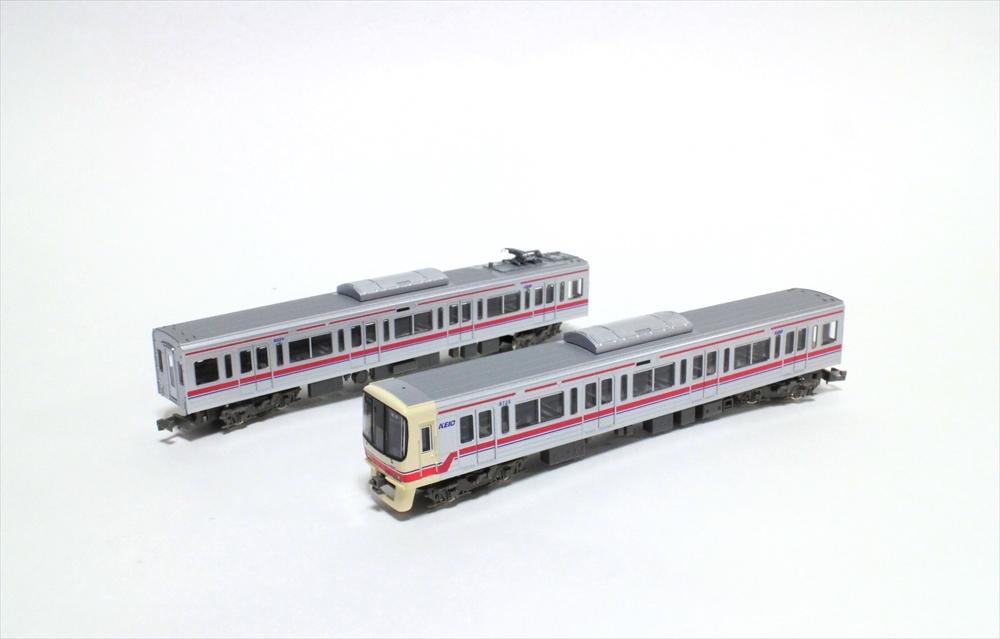 グリーンマックス Nゲージ完成品 京王8000系(8725編成)8両編成(動力付き) 鉄道模型 30690