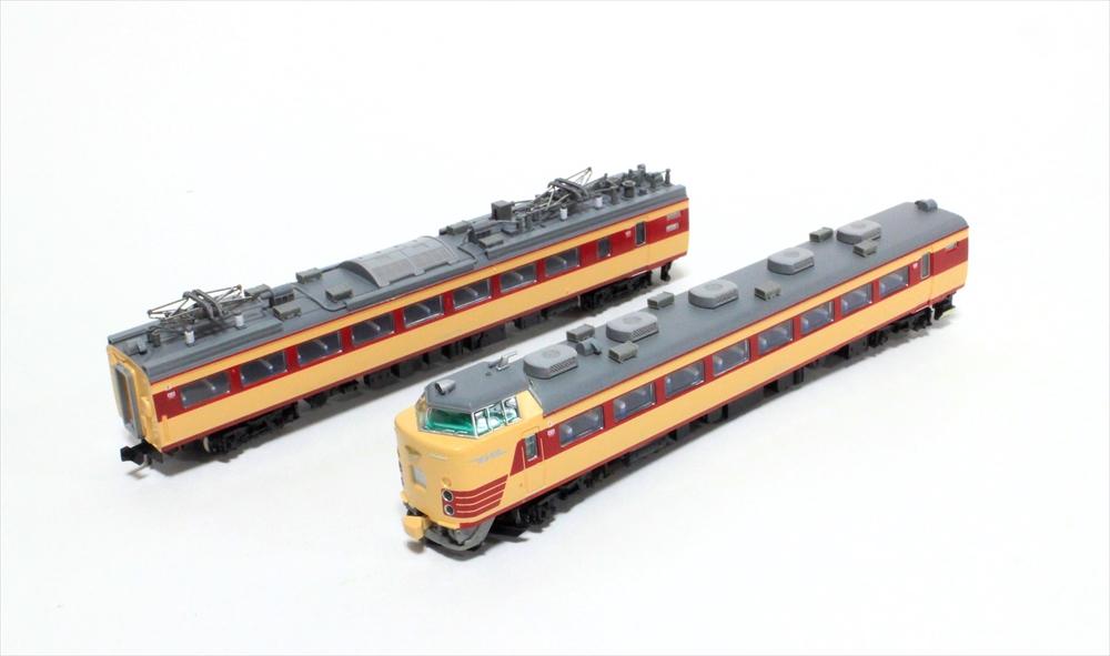 マイクロエース Nゲージ 485系-1000・特急つばさ 基本7両セット 鉄道模型 A2887